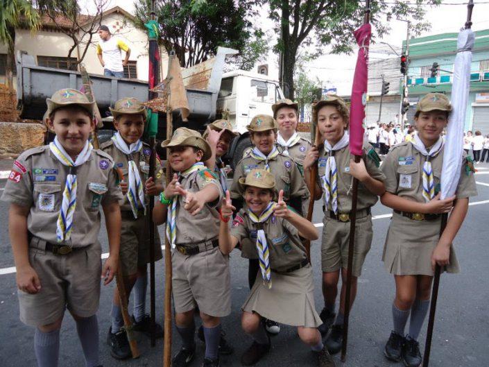 Desfile Cívico Militar de 7 de Setembro 2011