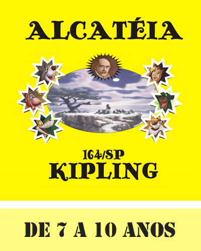 Alcateia Kipling