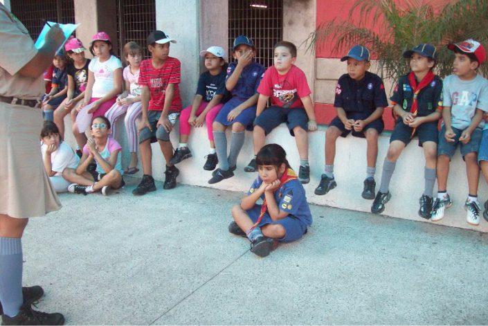 2ª Atividade G.E. CRUZ AZUL ITAQUERA 164/SP